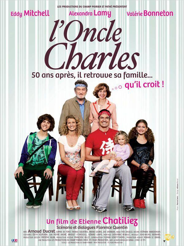 L'oncle Charles: la locandina del film
