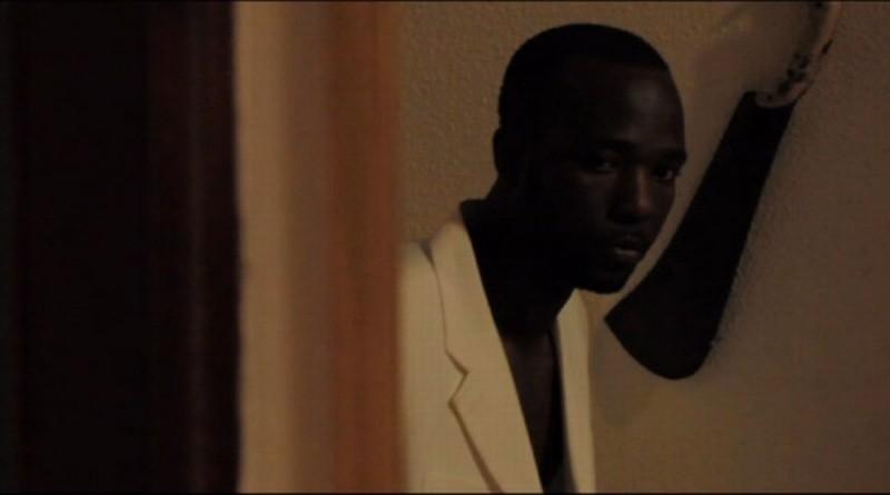 Là-bas: Kader Alassane in una scena tratta dal film