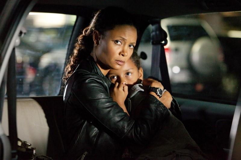 Thandie Newton in Good Deeds con Jordenn Thompson