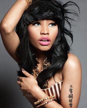 Una foto di Nicki Minaj
