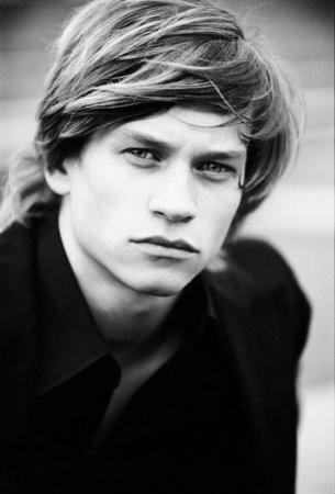 Vinzenz Kiefer: una immagine dell'attore