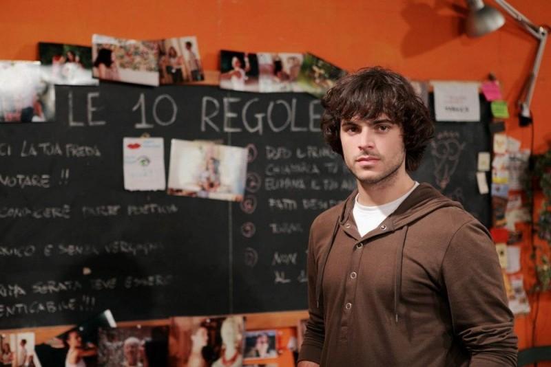 10 regole per fare innamorare: il protagonista del film Guglielmo Scilla in una foto promozionale del film