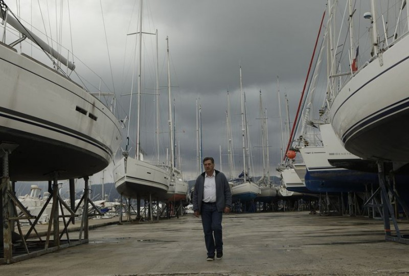 Daniel Auteuil nel drammatico La mer à boire