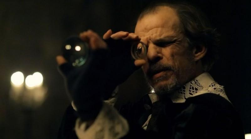 L'oeil de l'astronome: una immagine del film