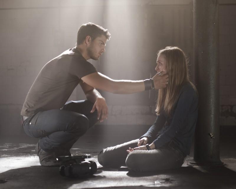 Paranormal Xperience 3D: Alba Ribas e Maxi Iglesias in un'immagine del film