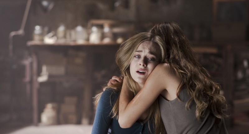Paranormal Xperience 3D: Alba Ribas in un'immagine del film