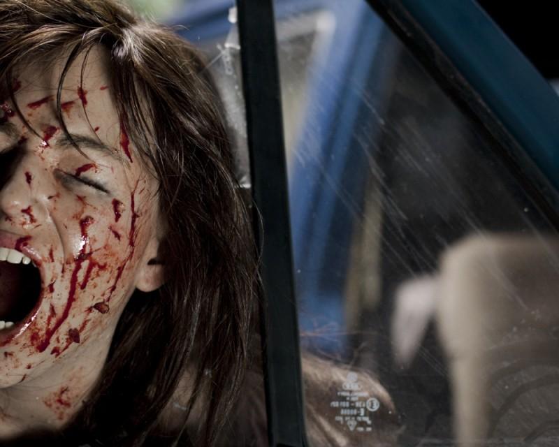 Paranormal Xperience 3D: un'inquietante scena del film