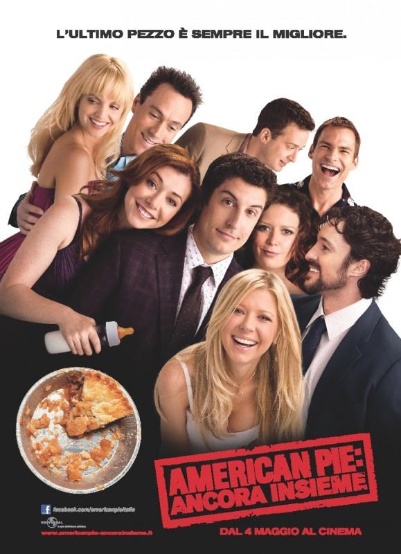 American Pie - Ancora insieme: la locandina italiana