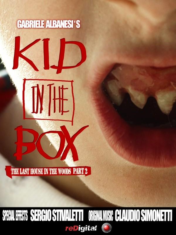 Kid in the Box: la locandina del film