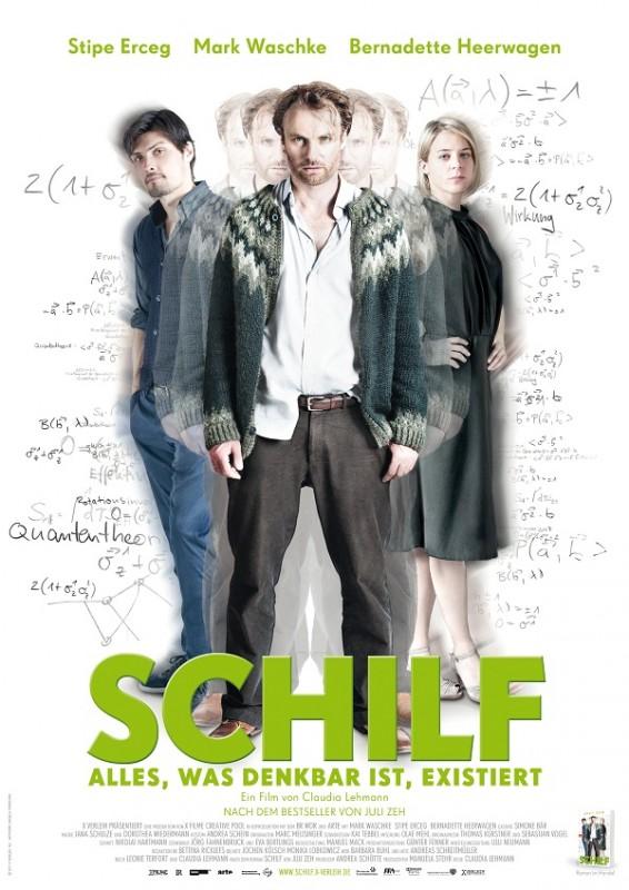 Schilf: la locandina del film