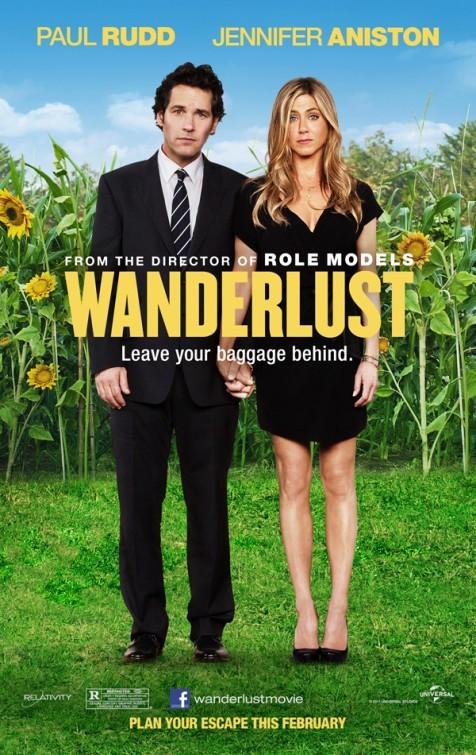 Wanderlust: final poster USA