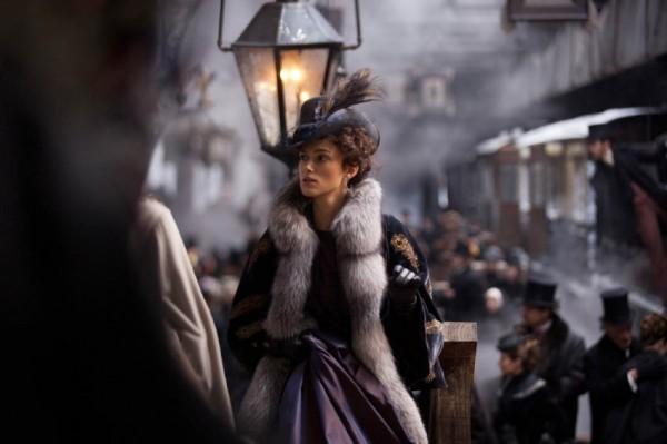 Keira Knightley in un'immagine di Anna Karenina