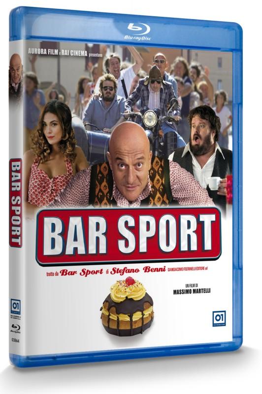 La copertina di Bar Sport (blu-ray)