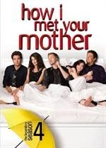 La copertina di How I Met Your Mother - Alla fine arriva mamma - Stagione 4 (dvd)