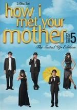 La copertina di How I Met Your Mother - Alla fine arriva mamma - Stagione 5 (dvd)