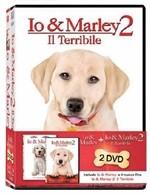 La copertina di Io & Marley + Io & Marley 2 - Il terribile (dvd)