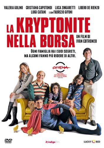 La copertina di La kryptonite nella borsa (dvd)