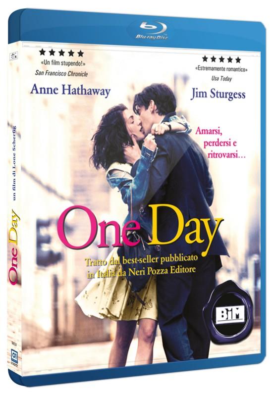 La copertina di One Day (blu-ray)