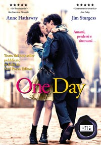La copertina di One Day (dvd)