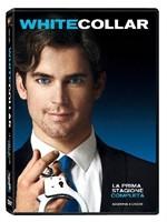 La copertina di White Collar - Stagione 1 (dvd)