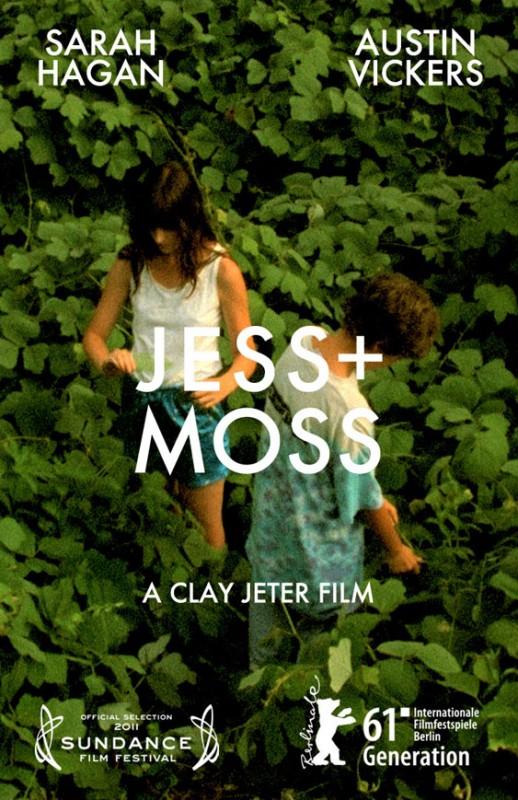 Jess + Moss: la locandina del film