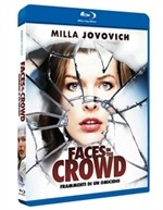 La copertina di Faces in the Crowd (blu-ray)