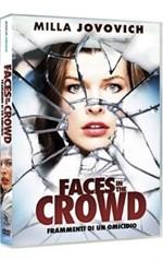 La copertina di Faces in the Crowd (dvd)