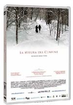 La copertina di La misura del confine (dvd)