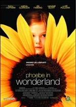 La copertina di Phoebe in Wonderland (dvd)