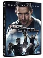 La copertina di Real Steel (dvd)