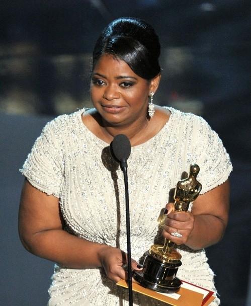 Oscar 2012: Octavia Spencer è la miglior attrice non protagonista per The Help