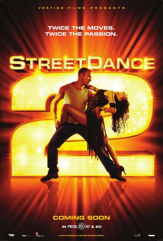 StreetDance 2: la locandina del film