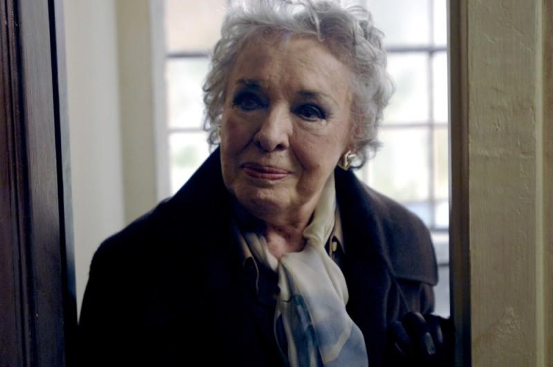 Anna Proclemer in una scena del film Magnifica presenza
