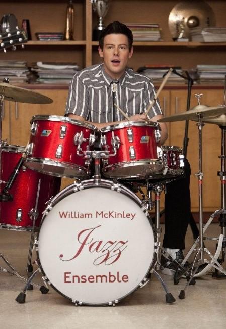 Glee: Cory Monteith in una scena de L'insegnate di spagnolo