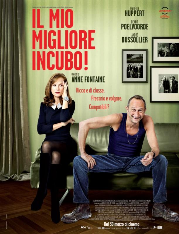 Il film Il mio migliore incubo!: la nuova locandina italiana