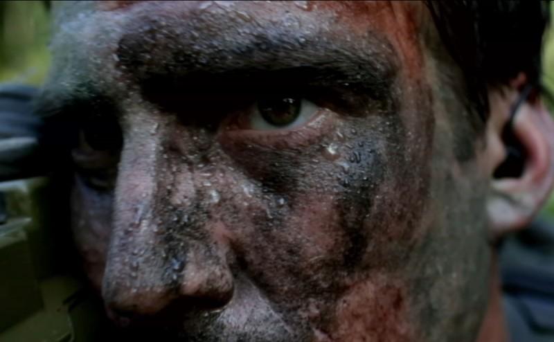 Act of Valor: un'immagine tratta dal film