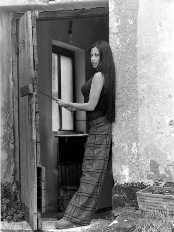 Fulvia Lorenzetti in uno scatto fotografico