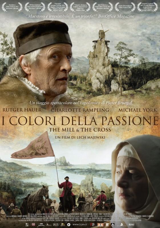 I colori della passione: la locandina italiana