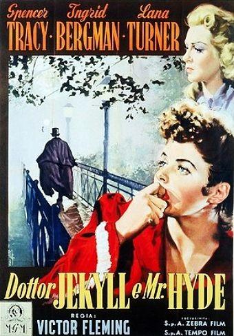 Il Dottor Jekyll e Mr. Hyde - Locandina del film
