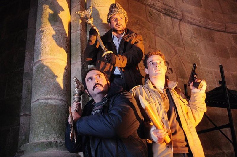 Lobos de Arga: una immagine della commedia horror spagnola