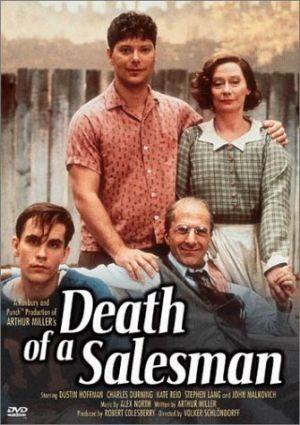 Morte di un commesso viaggiatore: la locandina del film