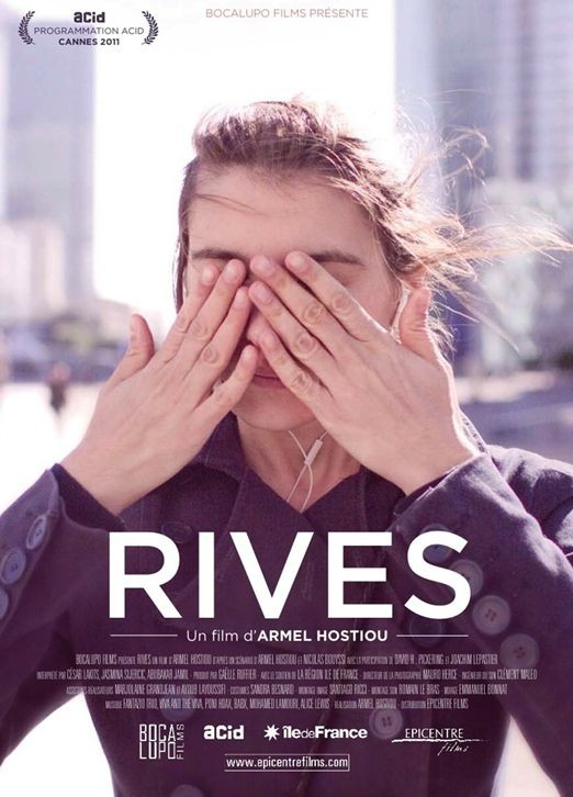 Rives: la locandina del film francese