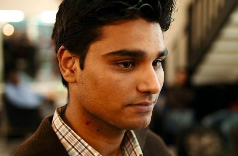 Rives, uno dei protagonisti del film