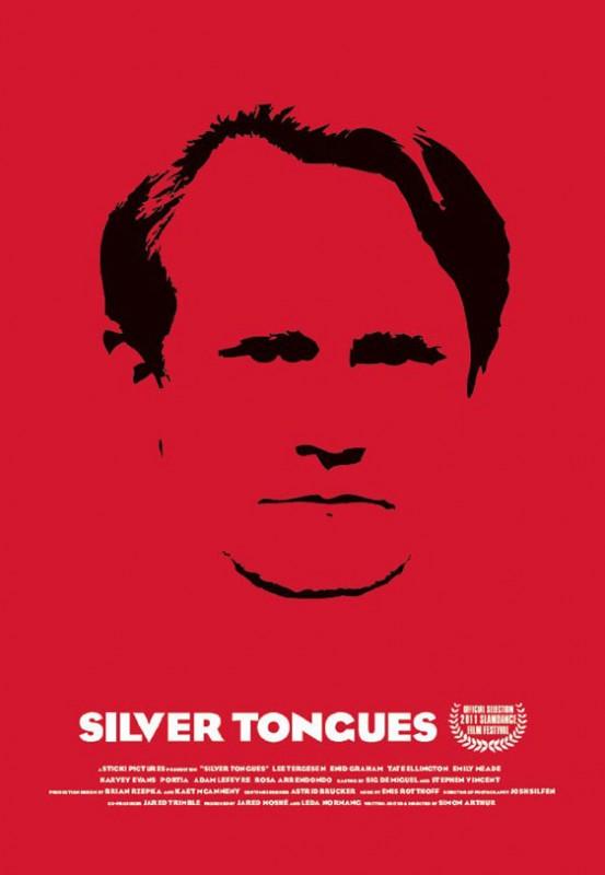 Silver Tongues: la locandina del film