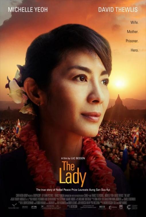 The Lady: ancora un poster USA