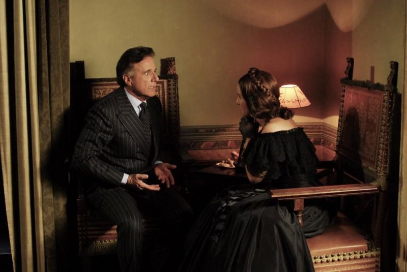 Buona giornata: Christian De Sica nei panni di Ascanio Cavallini in una scena del film