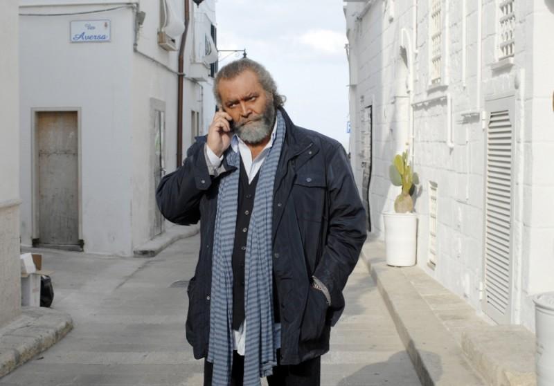 Buona giornata: Diego Abatantuono in un'immagine tratta dal film