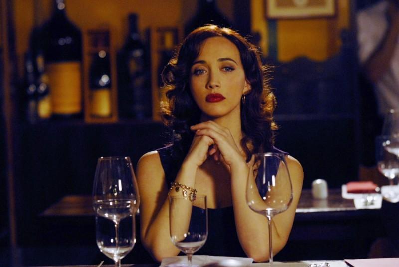 Buona giornata: una triste Chiara Francini in una scena del film