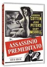 La copertina di Assassinio premeditato (dvd)