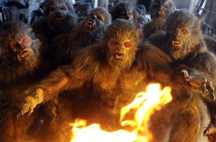 Lobos de Arga: i licantropi del film spagnolo